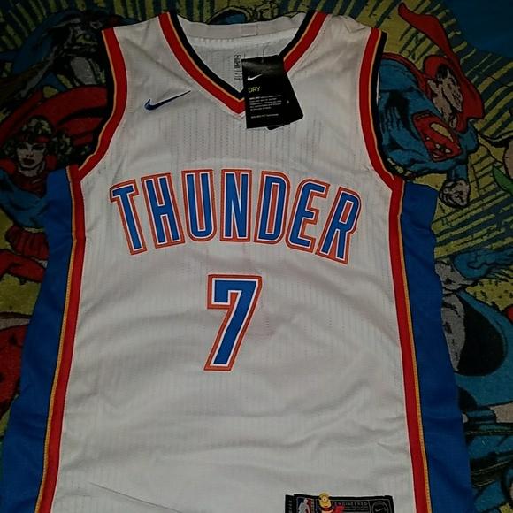 Carmelo Anthony OKC Thunder Jersey SIZE XL f2e72d1af